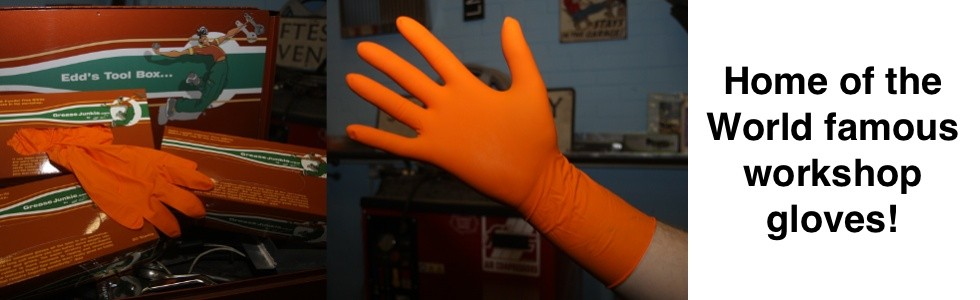 World Famous workshop gloves